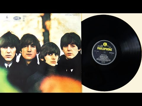 The Beatles - Beatles For Sale - The Beatles Vinyl Collection Unboxing