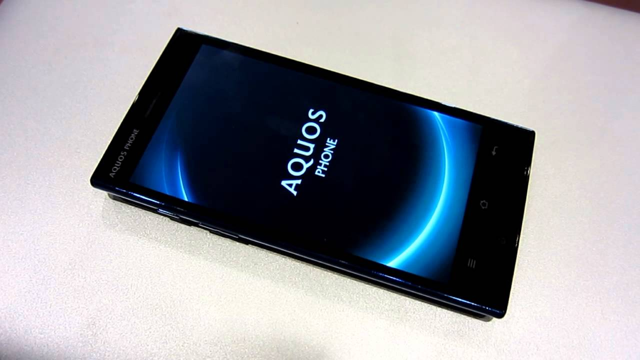 Sharp aquos phone is14sh shi14 free android firmware - updated