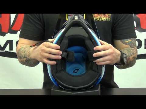 One Industries Atom Beemer Helmet Review - ChapMoto.com