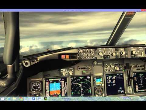 [FSX] Canberra landing