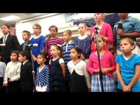 Wonderful Merciful Savior (Kid's Kingdom Choir)