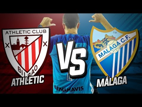 Athletic Club vs Málaga CF (2-1)   Jornada 25 Liga Santander 2017/18   Post-Partido