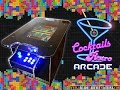© Arcade Cabinet Machine - Retro Arcade Cocktail Table VS New 2015