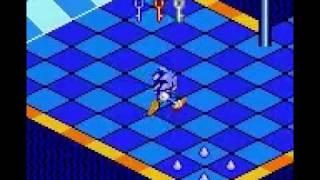 Sonic Labyrinth - walkthrough