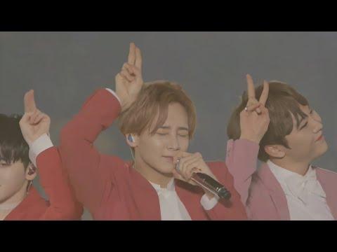 SEVENTEEN - PRETTY U 예쁘다 2018 JAPAN ARENA TOUR 'SVT'