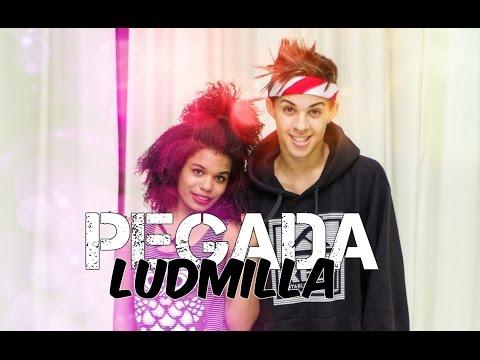 Ludmilla - Pegada Thi  Coreografia Adanadasoueu