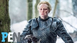 Game Of Thrones: Gwendoline Christie Discusses Woman At The Forefront Of Television | PEN | People