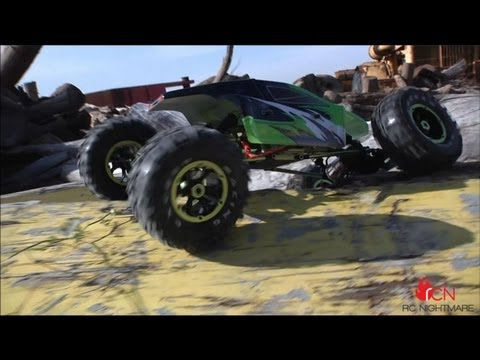 Exceed RC Mad Torque RC Crawling & Running Video