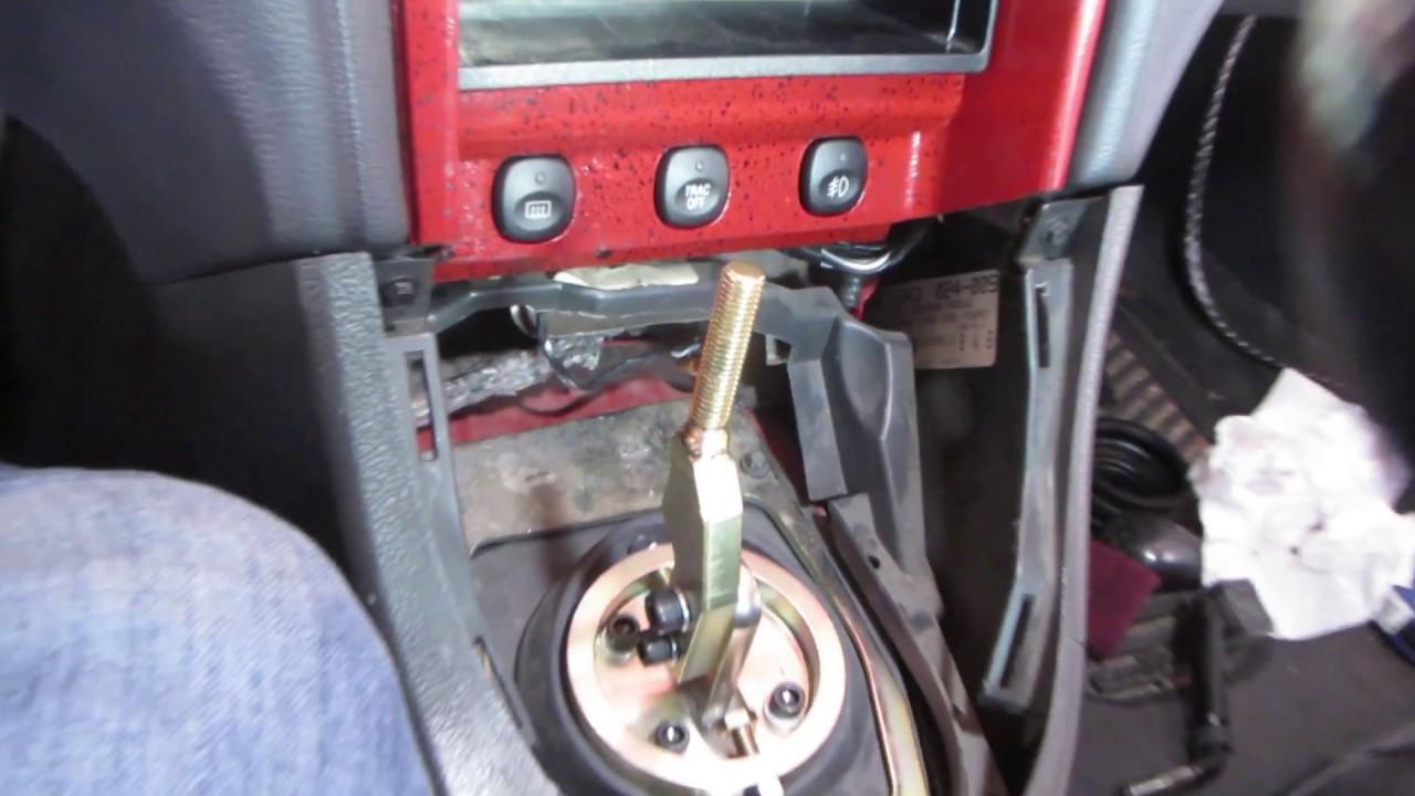 2003 Mustang Gt Short Throw Shifter Install Pro 5 0