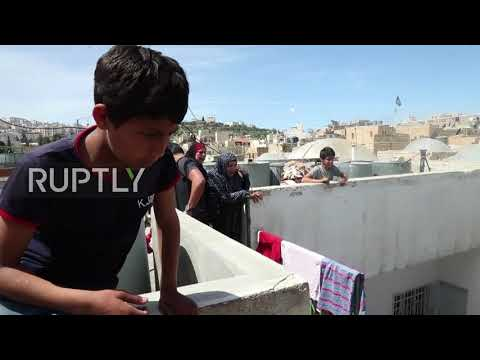 State of Palestine: Israeli settlers occupy disputed homes in Hebron