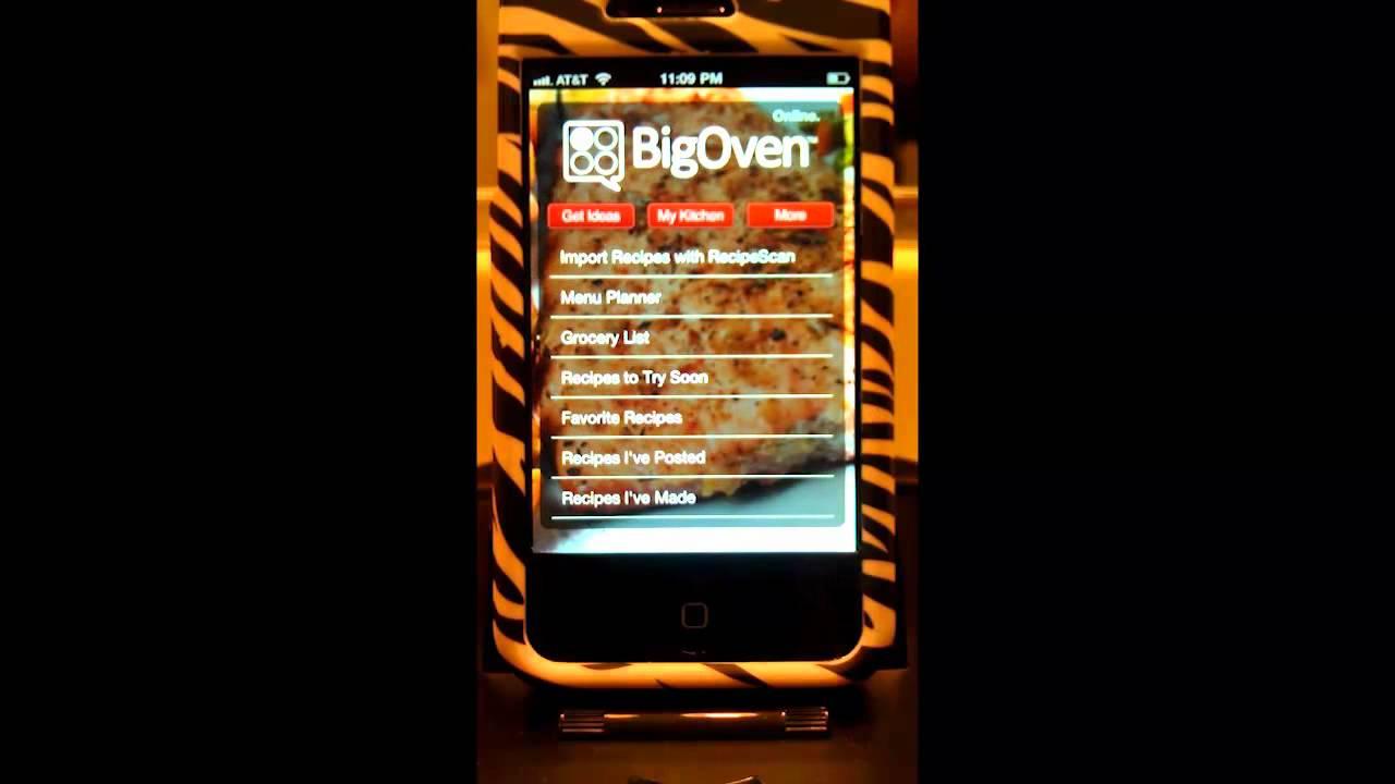 Bigoven app review