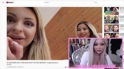 Katja Krasavice reagiert auf alte Videos + Freundschaft zu Mia 🙊
