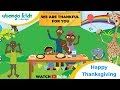Thanksgiving Special! | Ubongo Kids | African Educational Cartoons