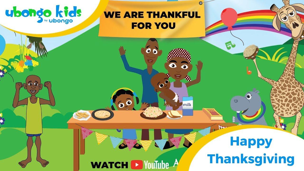 Thanksgiving Special! | Ubongo Kids | African Educational Cartoons