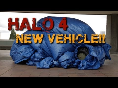 Halo 4 News - New Vehicle and Halo Bulletin Details!!
