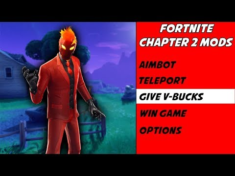 Can You Get Mods On Fortnite Chapter 2? (Fortnite Mod Menu)