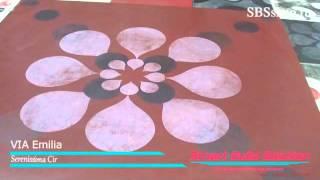 Презентация коллекции плитки Via emilia Cir Serenissima