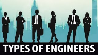 21 Types of Engineers | Engineering Majors Explained (Engineering Branches)