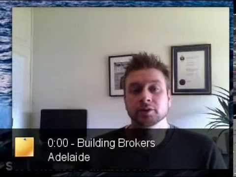 Building Brokers Adelaide   Michael 0402 573 976