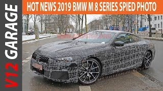 2019 BMW 8 Series Coupe Specs and Release