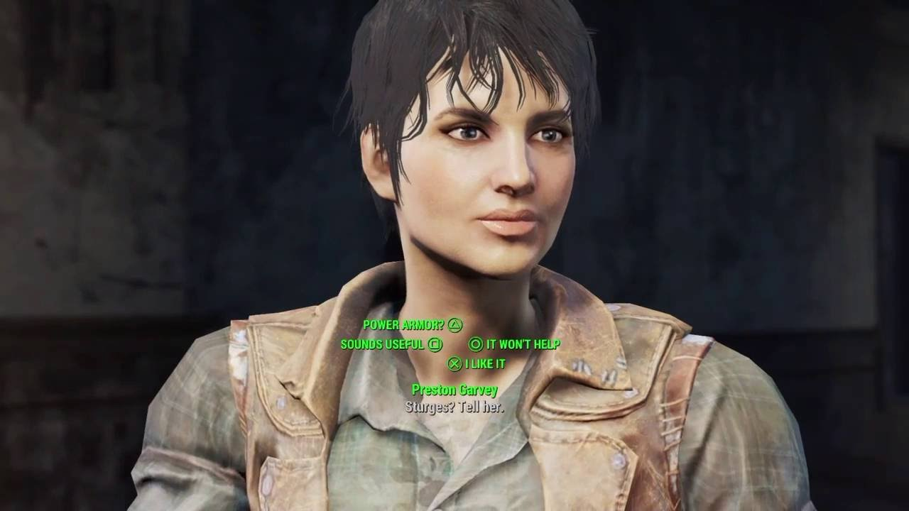 Fallout 4 - Female Presets & My Character