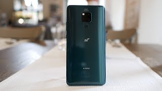 HUAWEI Mate 20 X 5G hands on