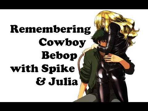 Remembering Cowboy Bebop with Steve Blum & Mary Elizabeth McGlynn - Colorado Anime Fest 2017