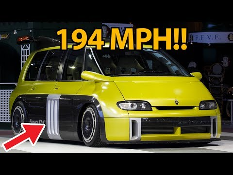5 Minivans That Would Embarrass Your Sports Car!!