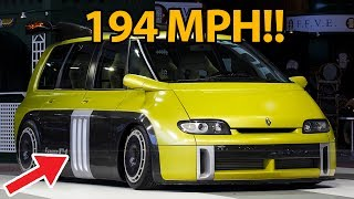 5 Minivans That Would Embarrass Your Sports Car!! thumbnail