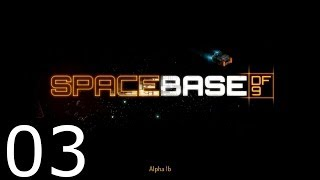 Spacebase DF-9 - Part 3 - Space Worms! Vent the Airlock!