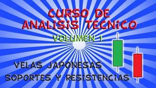 Curso de Bolsa (Analisis Tecnico) #1 - Velas Japones y Soportes/Resistencias