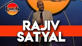 Rajiv Satyal | Let Me Be Clear | Laugh Factory Stand Up Comedy