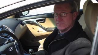 2011 Hyundai Elantra: Two Minute Review
