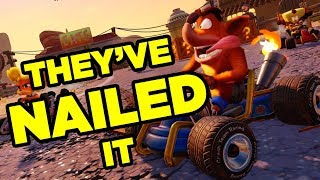 CTR: Nitro-Fueled Might Be The Best Remake Yet