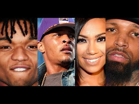 Erica Mena REACTS Cliff Dixon, TI Tells Man to Stop Wearing Gucci, Swae Lee Exposed by Girl?