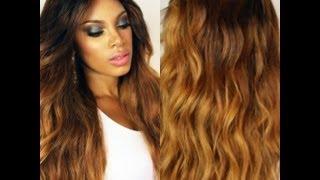 Ombré Hair D.I.Y/ The Virgin Hair Fantasy
