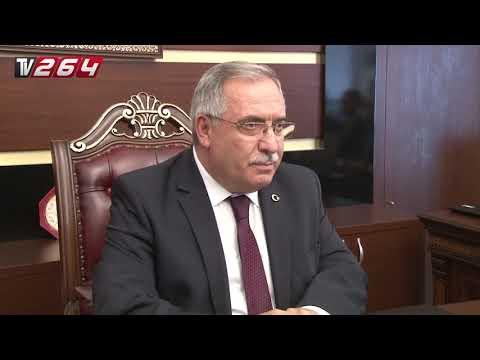 Sakarya'nın yeni valisi Ahmet Hamdi Nayir göreve başladı