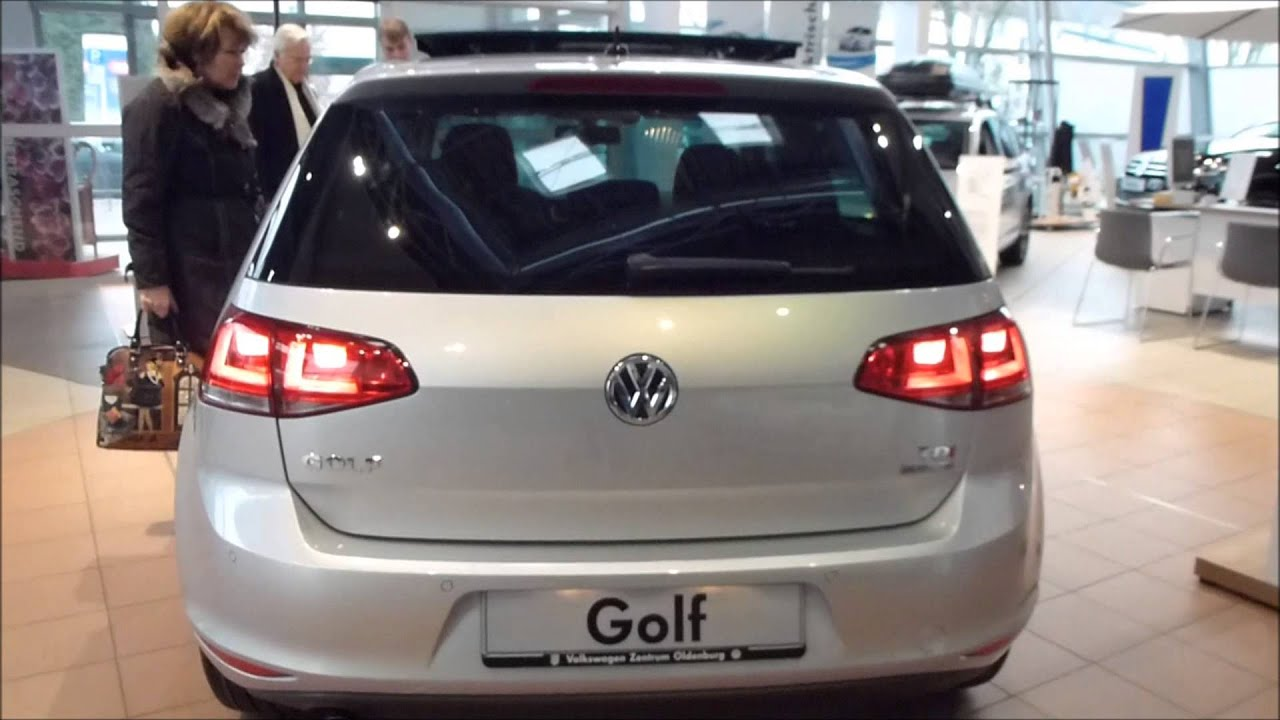2014 Vw Golf Cup Edition Exterior Interior 1 6 Tdi 105 Hp