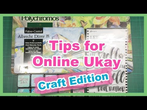Online Ukay Haul (Craft Supplies Edition)