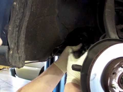 Honda Crv 2010 >> How To Replace Inner And Outer Tie Rods - YouTube