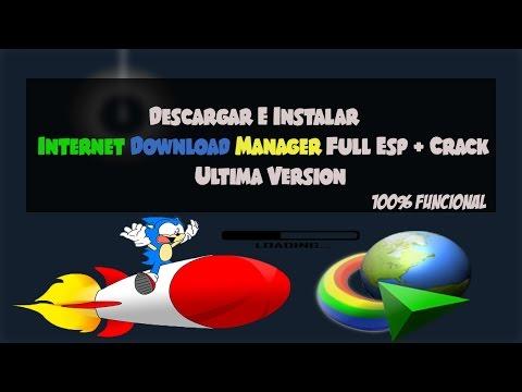 internet  manager. crack gratis espanol