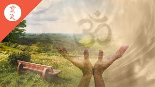 Reiki Music 432Hz Summer Nature Sound: 3 Minutes Bell, Positive Energy.