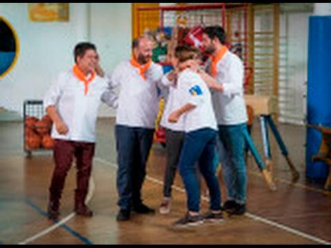 El equipo naranja gana una de las pruebas grupales m s for Equipo para chef