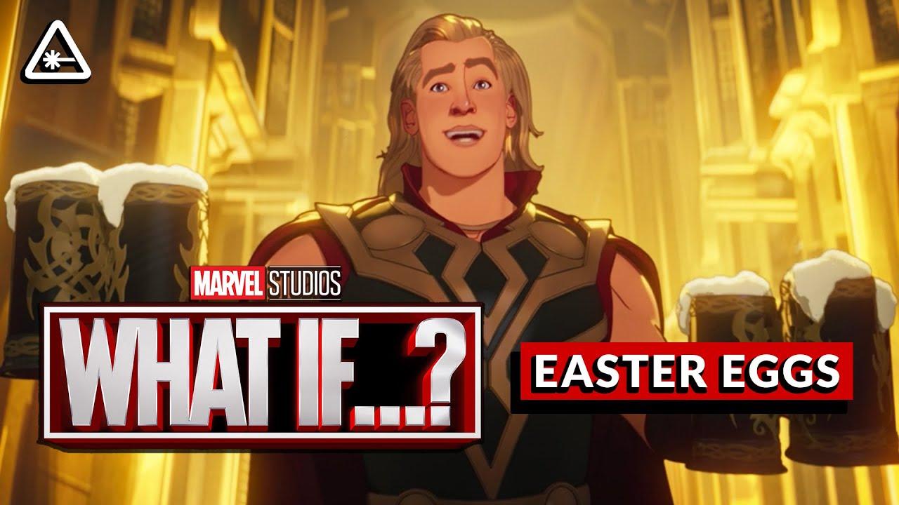 Download Marvel What If? Ep 7 Breakdown & Easter Eggs (Nerdist News w/ Hector Navarro)