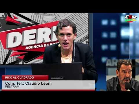 Leoni: Entendemos lo de Maciel como un aviso de la Provincia