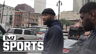 DEMARCUS COUSINS -- WOULD ALL-UK TEAM BEAT CAVS?...