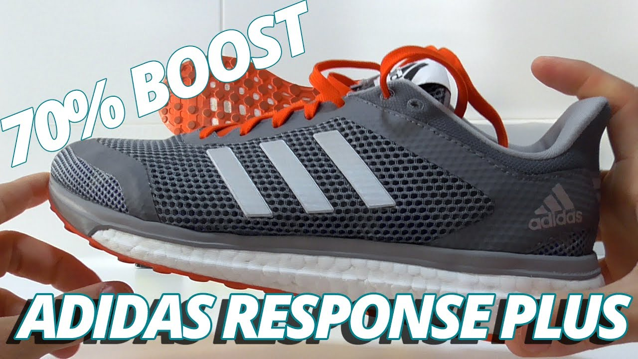 zapatillas adidas response plus