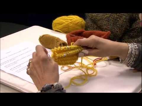 The Norfolk Knitting School with Anne Marie Battistone - Episode 18