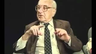Rose and Milton Friedman on Mont Pelerin Society