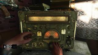 Metro Exodus - The Summer: Aurora Private Quarters: Damir Lives! Radio Message, Diary Details (2019)